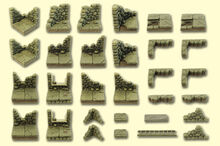 Resin Dungeon Ruins Set