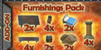 Dwarvenite Furnishings Pack