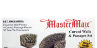 MM-008 Curved Walls & Passages Set