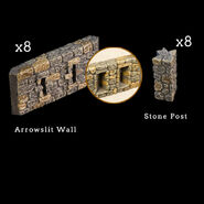 ASW-P - Store - Arrowslit Walls