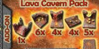 GT5-LC Lava Cavern Pack
