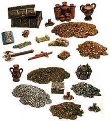 Treasure and Magic Items