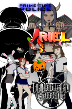 Manga Gothic Media Presents by MangaGothic