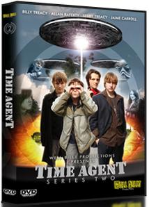 Time Agent series 2 DVD