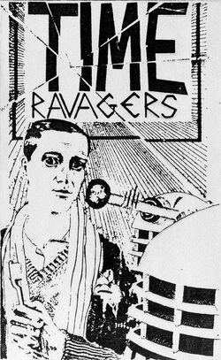 Time Ravagers av02 cover