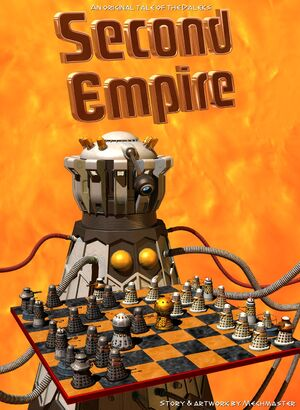 Second Empire cover