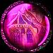 Van gogh pink gem