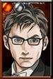 The Tenth Doctor Tuxedo Portrait