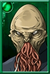 Ood (Green) head