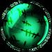 Green silent gem