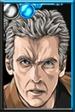 The Twelfth Doctor Caretaker Portrait