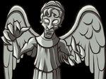 Weeping Angel Kids Area B Closeup
