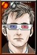 The Tenth Doctor 3D Portrait