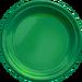 Roundels green gem