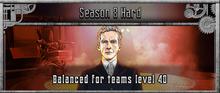 Season 8 Hard