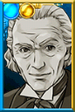 The First Doctor + Portrait