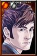 The Tenth Doctor Portrait Portrait