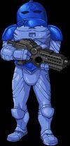 Rifle Sontaran A