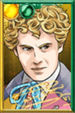 The Sixth Doctor Signature Portrait