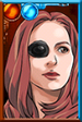 Special Agent Amy Pond Portrait
