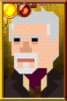 The War Doctor + Pixelated Left Portrait