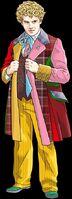 Zygon Sixth Doctor