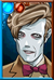 11th Doctor Flesh Clone Portrait