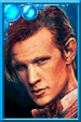 The Eleventh Doctor + Comics Portrait