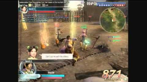 Dynasty Warriors Online Path Maintenance Quest Pt