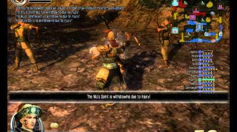 Showdown Dynasty Warriors