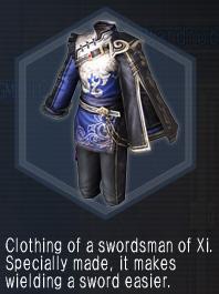 XiSwordsmanArmor