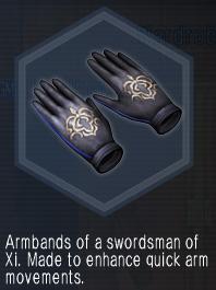 XiSwordsmanWristguards