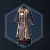 Mages Robe C