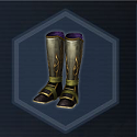 Gan ning puke boots small