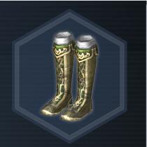 Crimson boots P