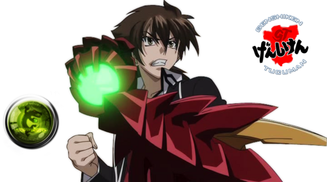 File:High school dxd hyoudou issei render 1 by mekdra-d4vnsnn.png