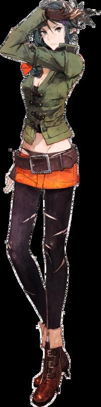 Shin Megami Tensei x Fire Emblem Kiria Kurono