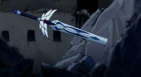 Errza Heven sword