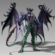 Galielmus devil form