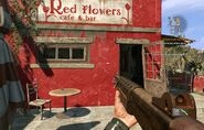 Red Flowers Cafe