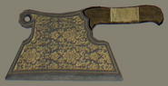 Legendary Oriental Cleaver 2
