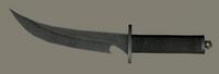 Short Boning Knife