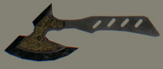 Legendary Modern Throwing Axe 3