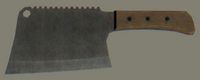 Slaughterhouse Cleaver