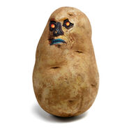 Youve been potatoed
