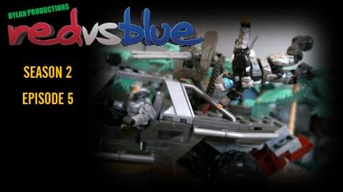 Red vs Blue Season 2 Episode 5