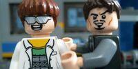 Lego Iron Man: Oblivion