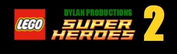 Lego Superheroes 2 logo
