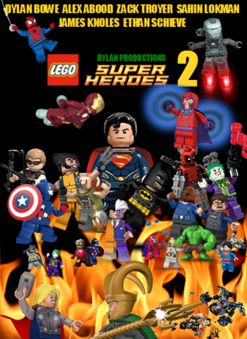 File:Lego Superheroes 2 poster.png