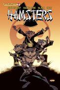 Adolescent Radioactive Black Belt Hamsters Vol 1 1-B